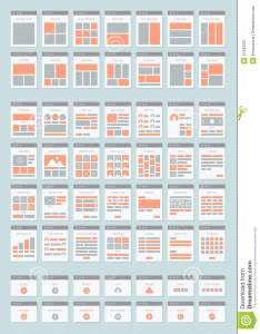 Flat design style modern icons set of various website sitemap collection for creating flowchart navigation web site architecture and prototyping also sitemaps stock illustration rh dreamstime