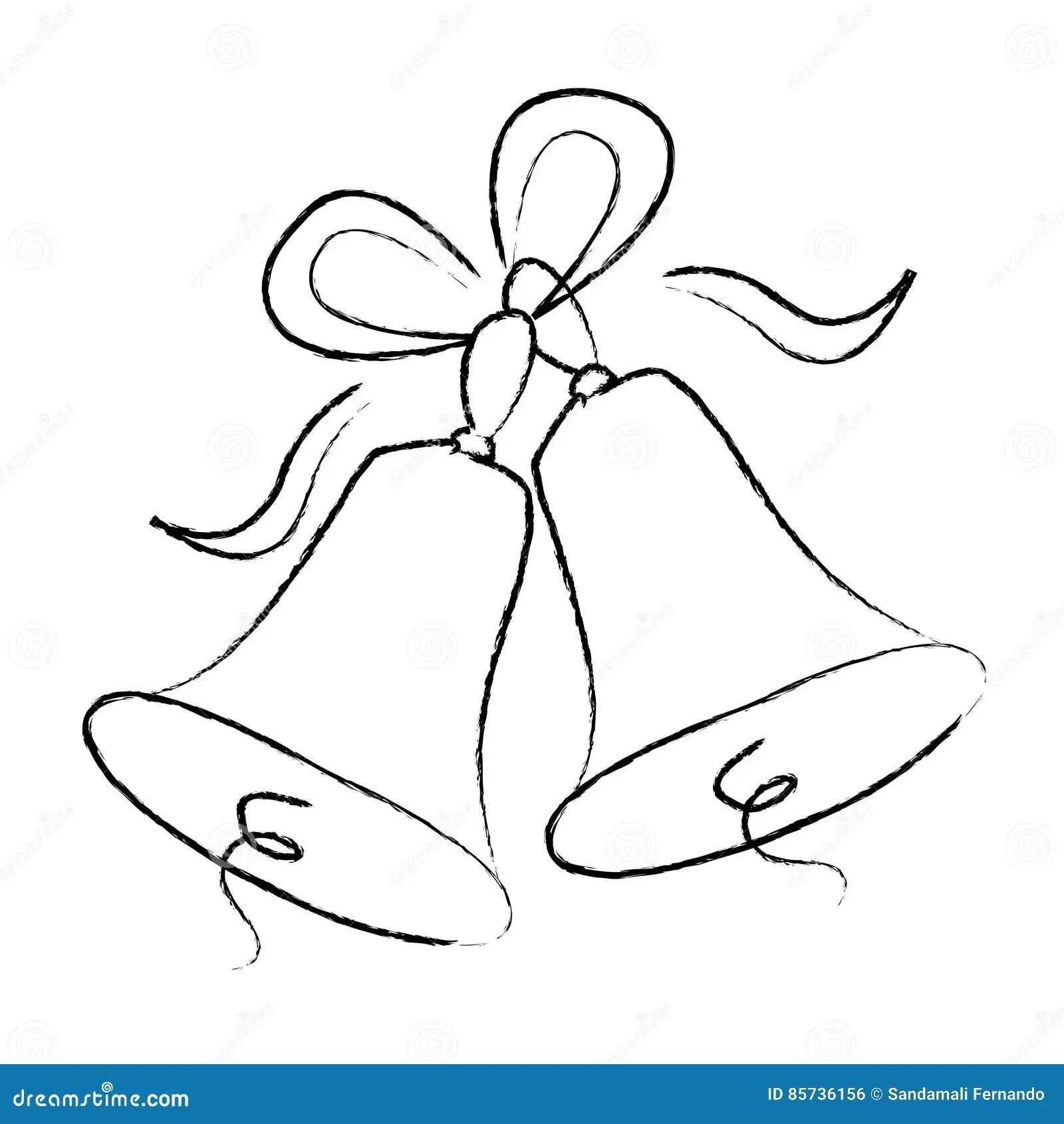 Wedding Bells Stock Illustration Illustration Of