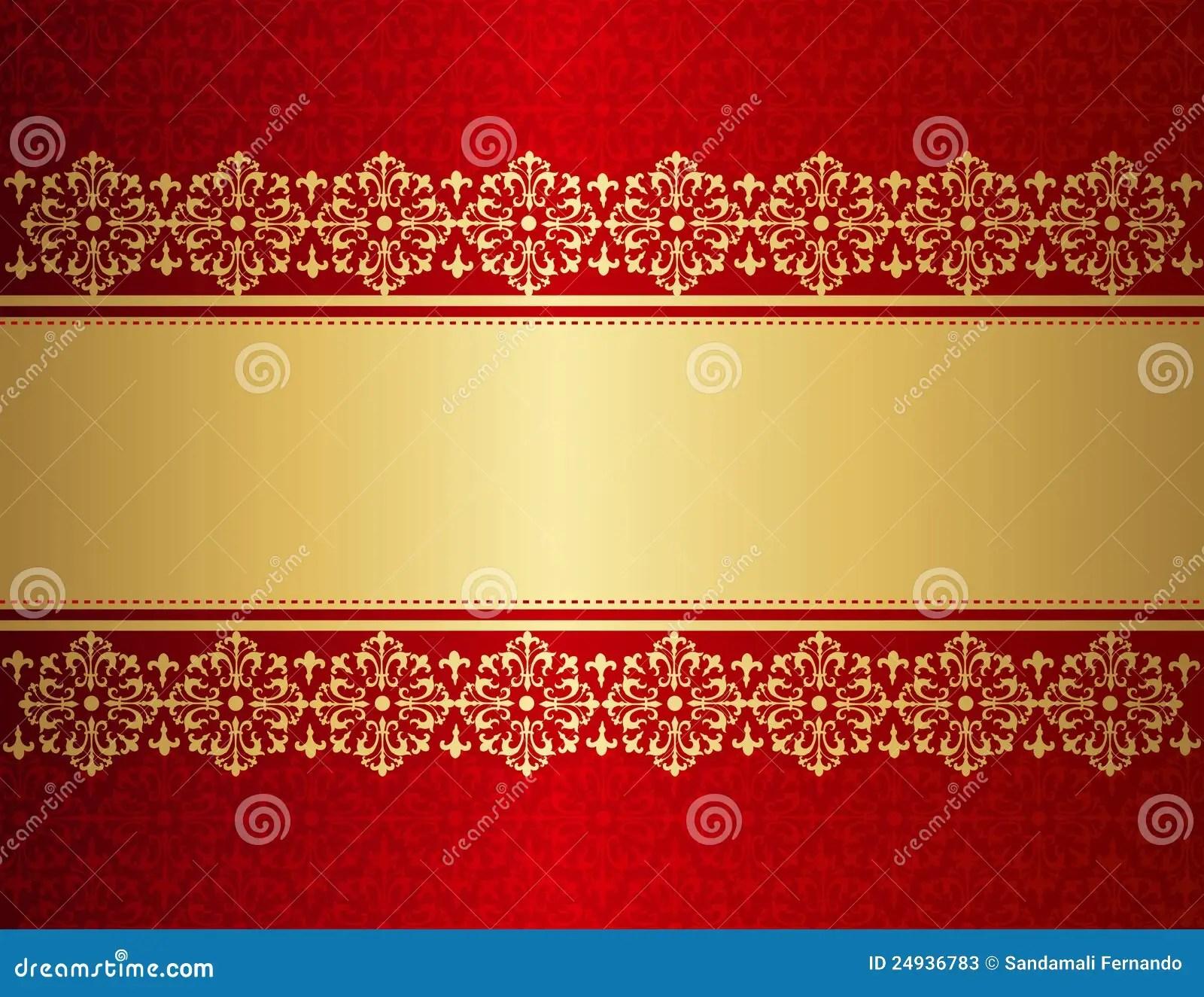 Wedding Invitation Background Stock Vector Ilration Of