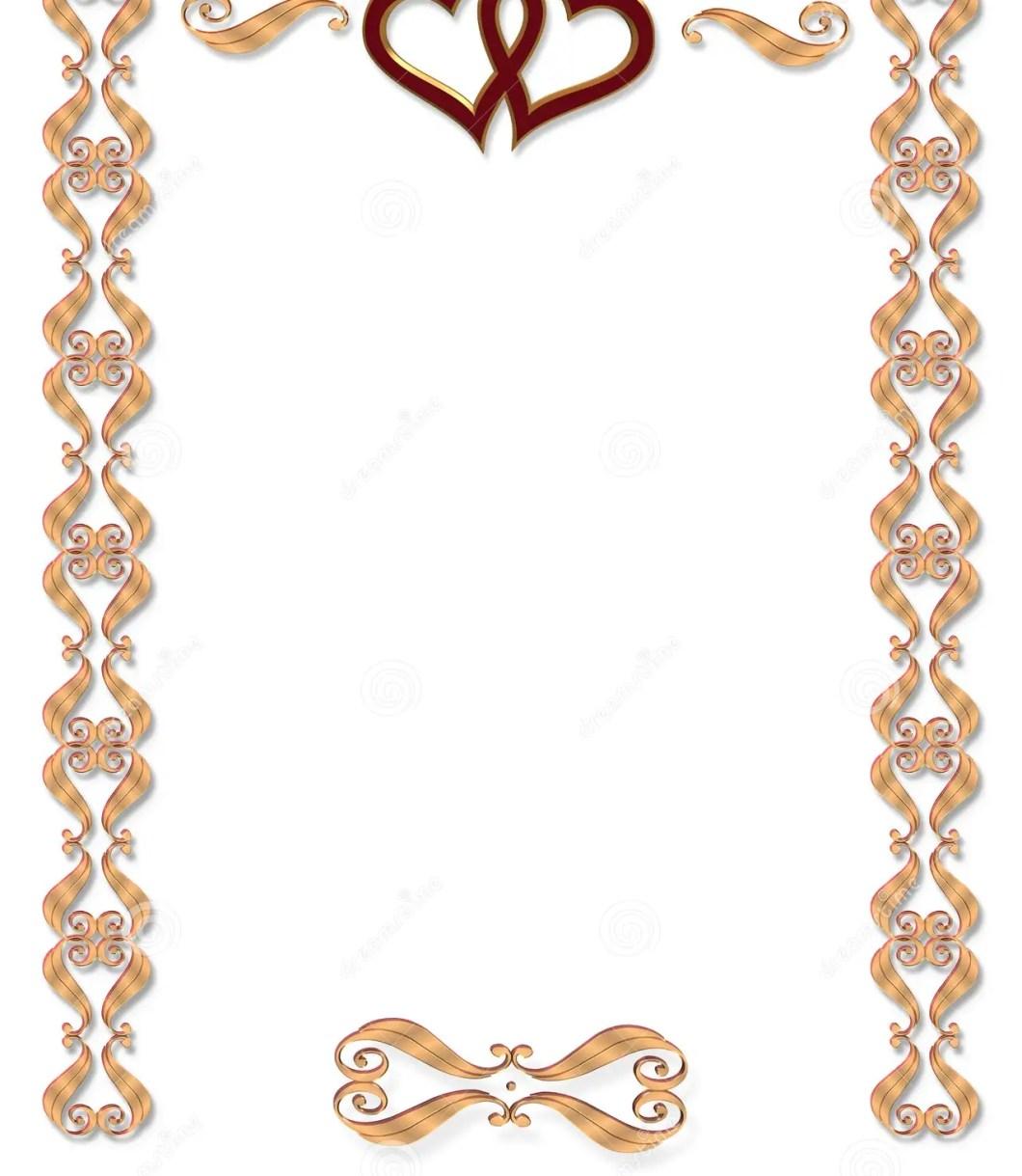 border for wedding invitation | Rezzasite.co