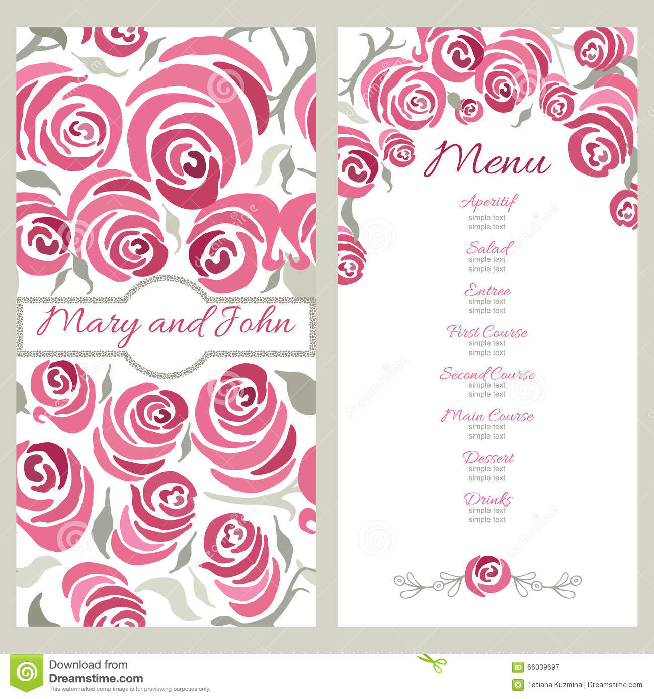 Cooking Set Cards With Menu Vector Background Cooking