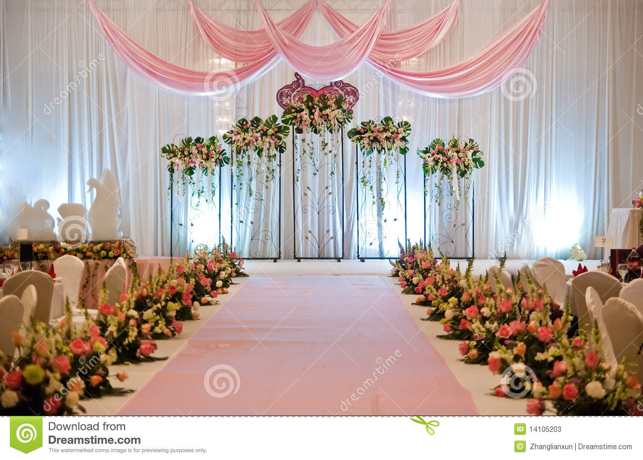 wedding stage chairs large deck chair stock image of flora indian culture