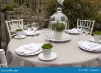 Wedding table setting 9 stock photo. Image of table ...