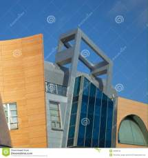 Architectured Building Structure Design Stock