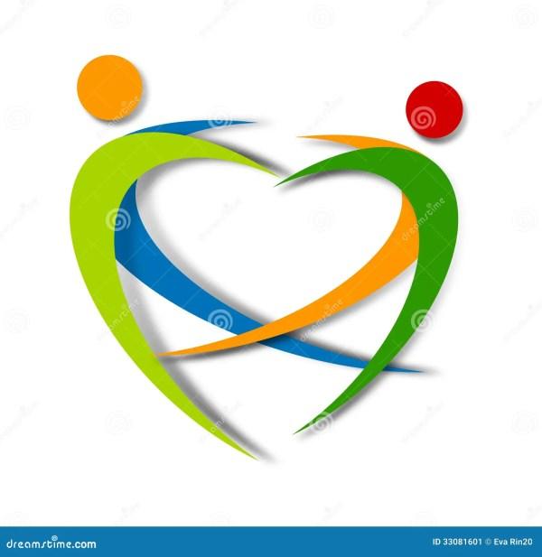 Wellness Abstract Logo Design Stock Illustration - Of Icon Dance 33081601