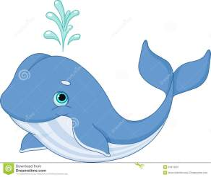 whale cartoon cartoons vector