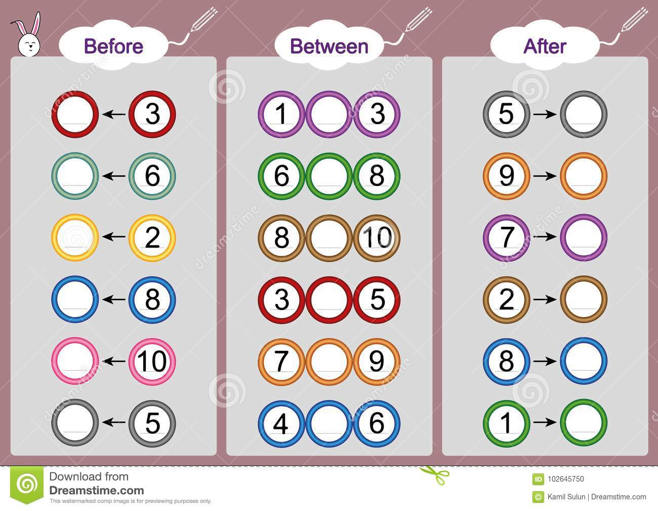 hight resolution of What Comes Before-Between And After