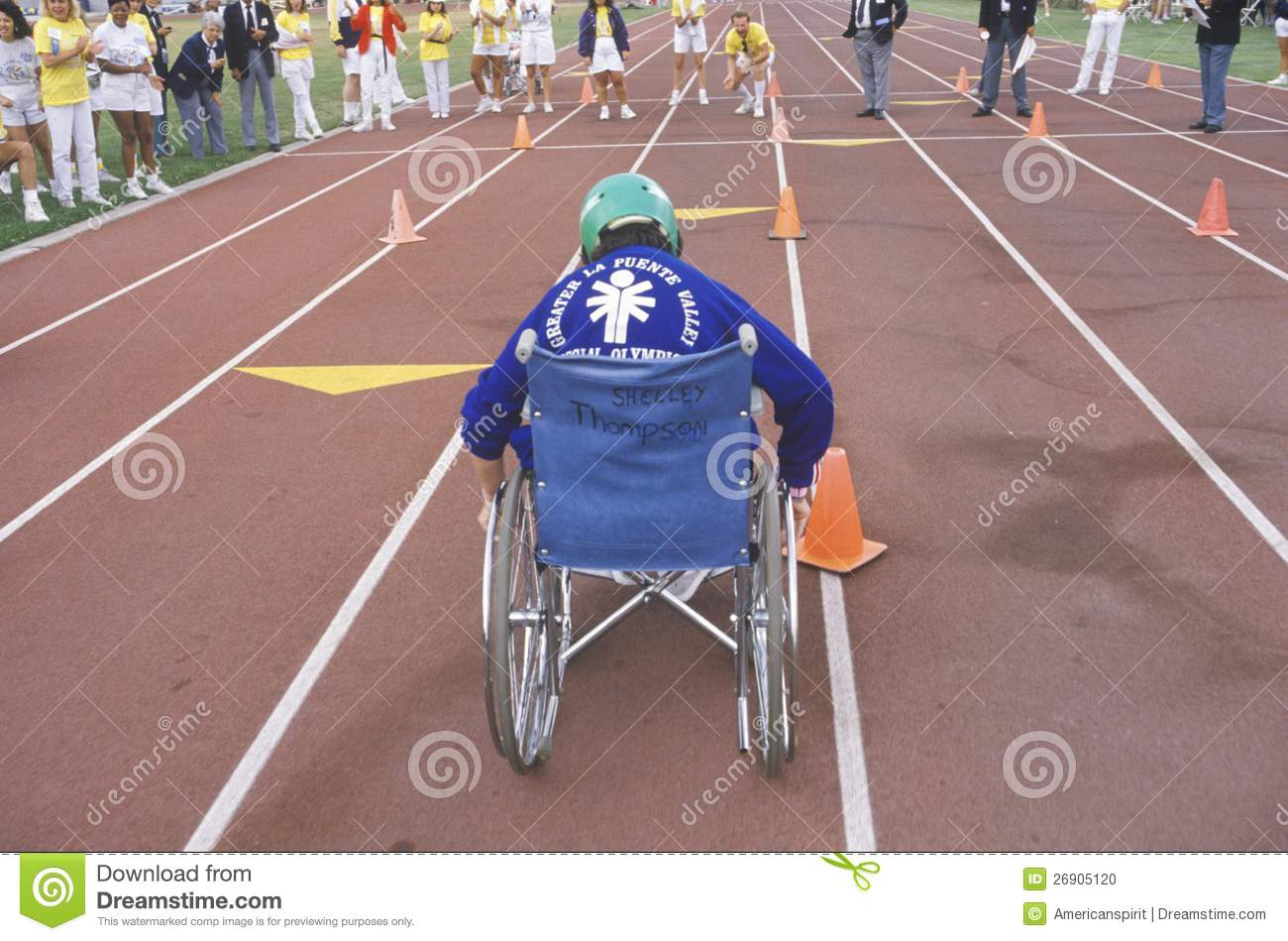 wheelchair olympics folding bed chair uk special athlete editorial image