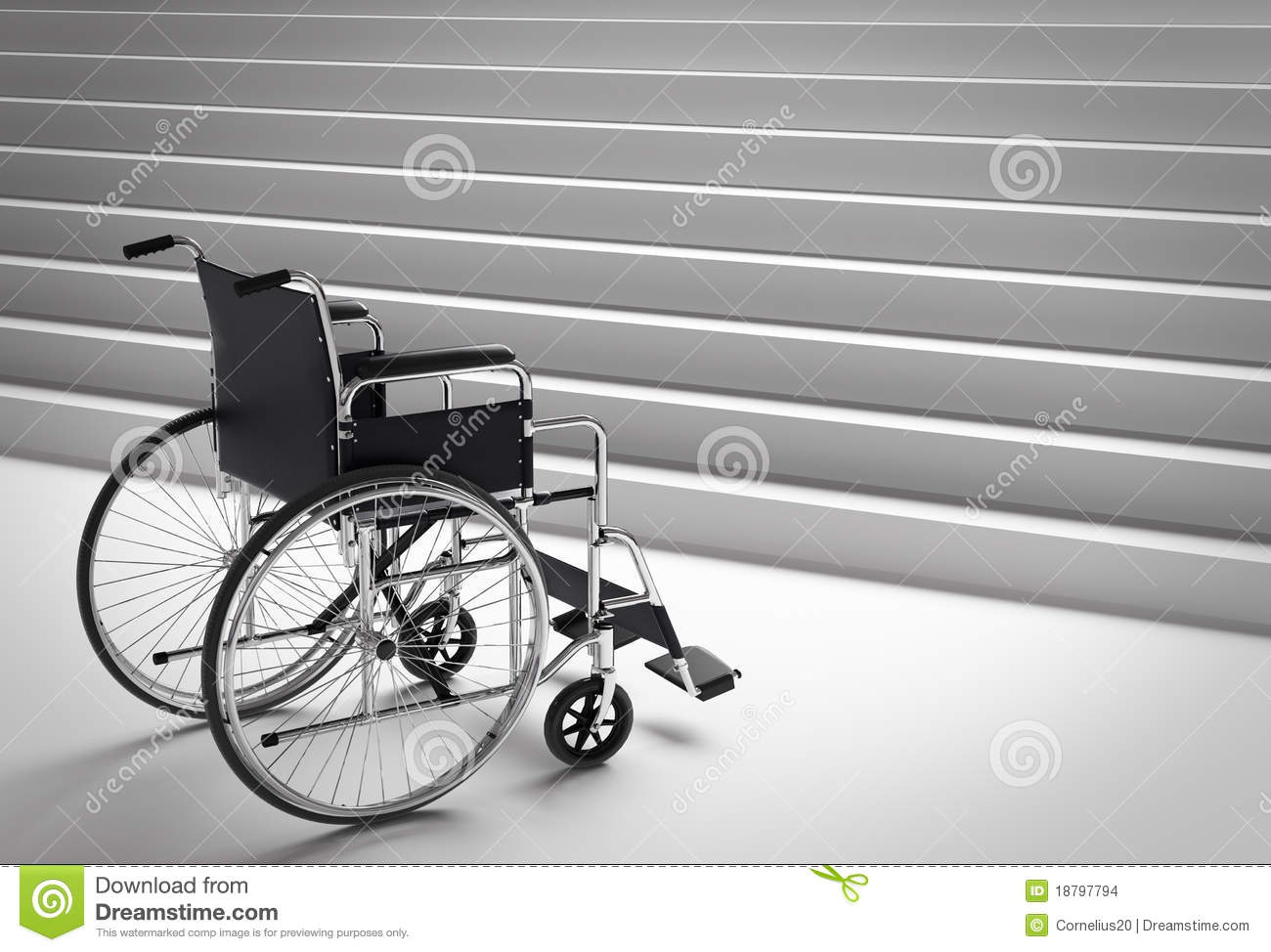 wheelchair up stairs plastic adirondack chairs home depot and stock images image 18797794
