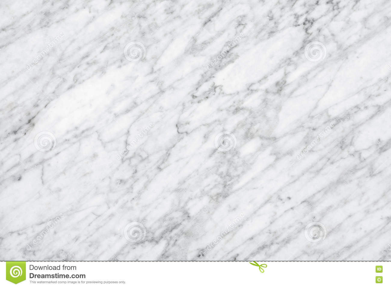 White Carrara Marble Natural Light Surface For Bathroom Or