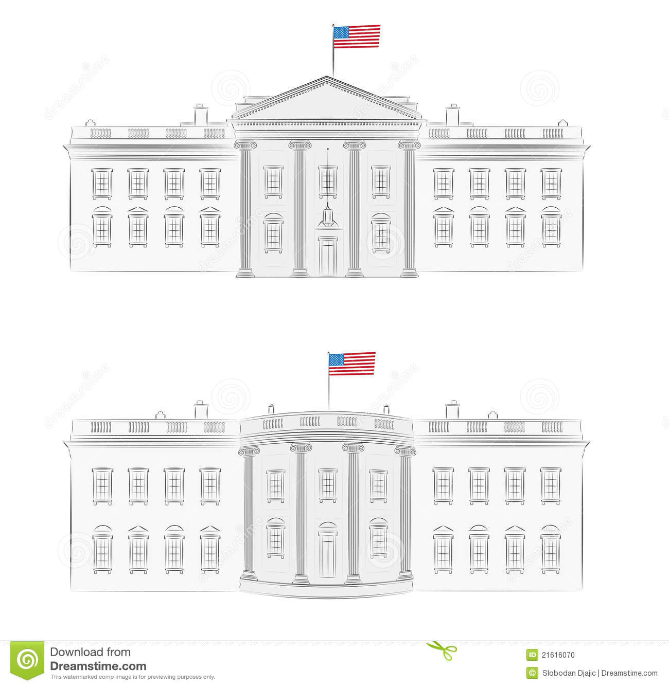 House Of Cards American Flag