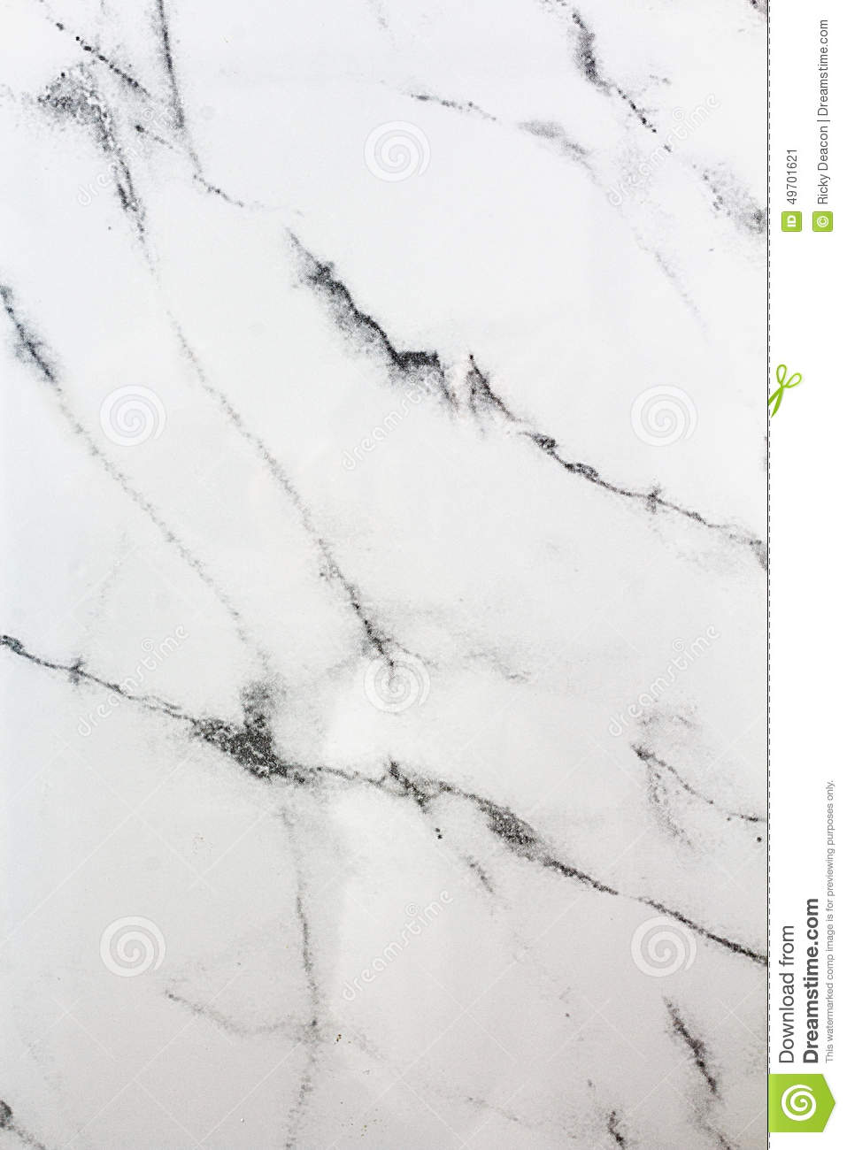 black and white tile kitchen curtain rods marble effect stock photo - image: 49701621