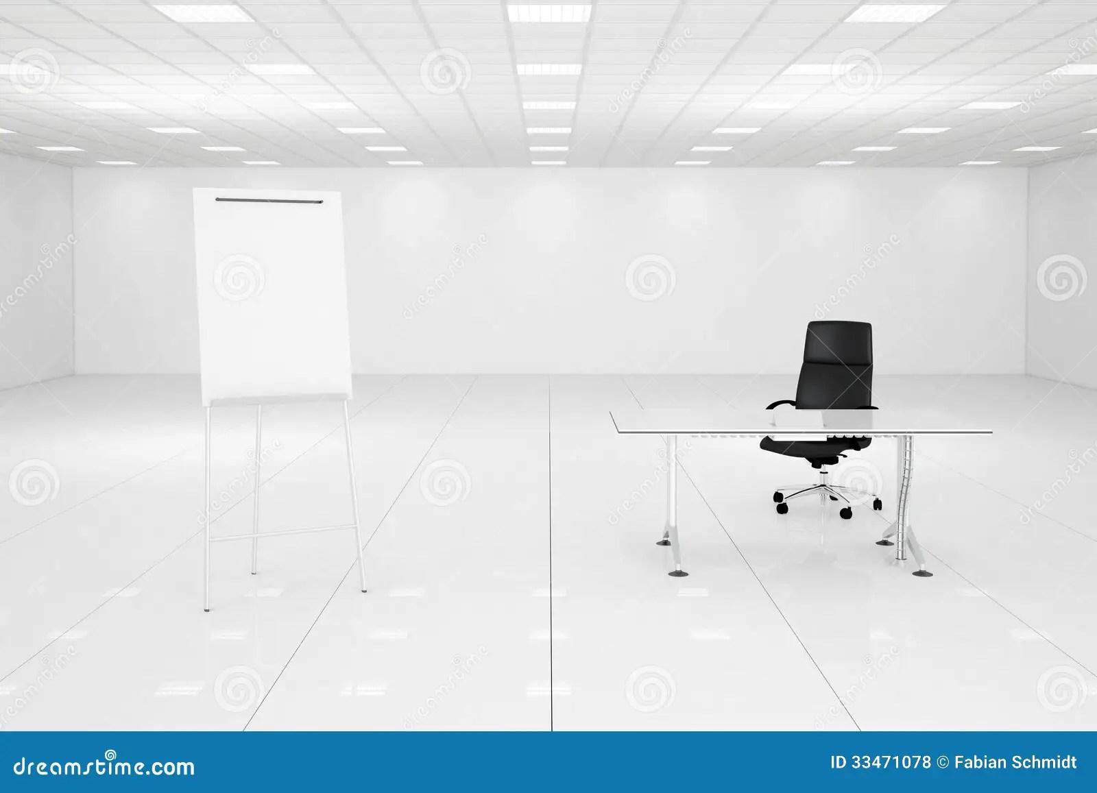 office chair illustration swivel natuzzi white room with flipchart stock - image: 33471078