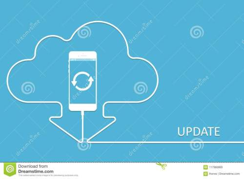 small resolution of white phone charging in style update app cloud smartphone with line wire download software