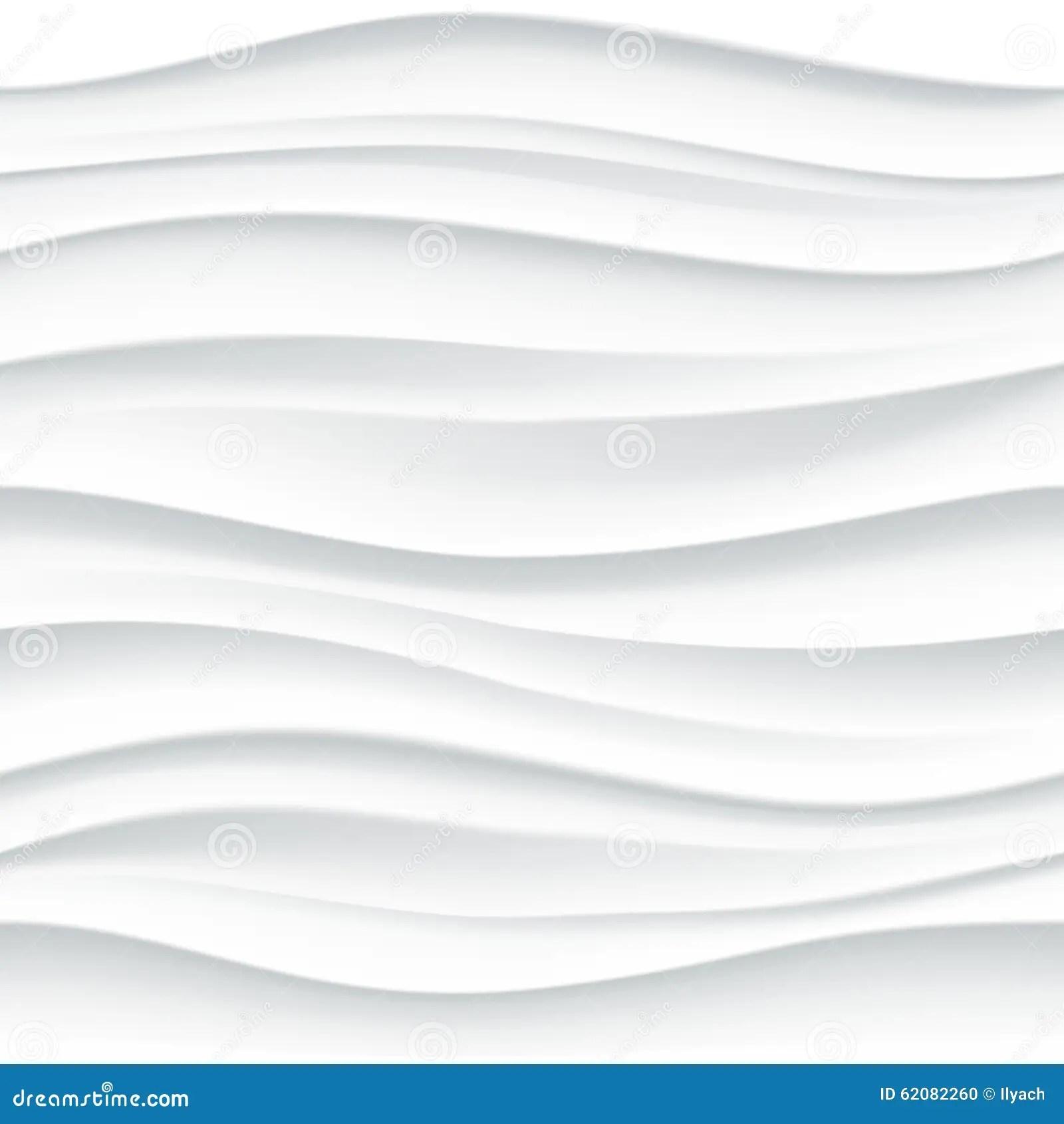 White Seamless Wavy Tile Textured Panel Stock Illustration  Image 62082260