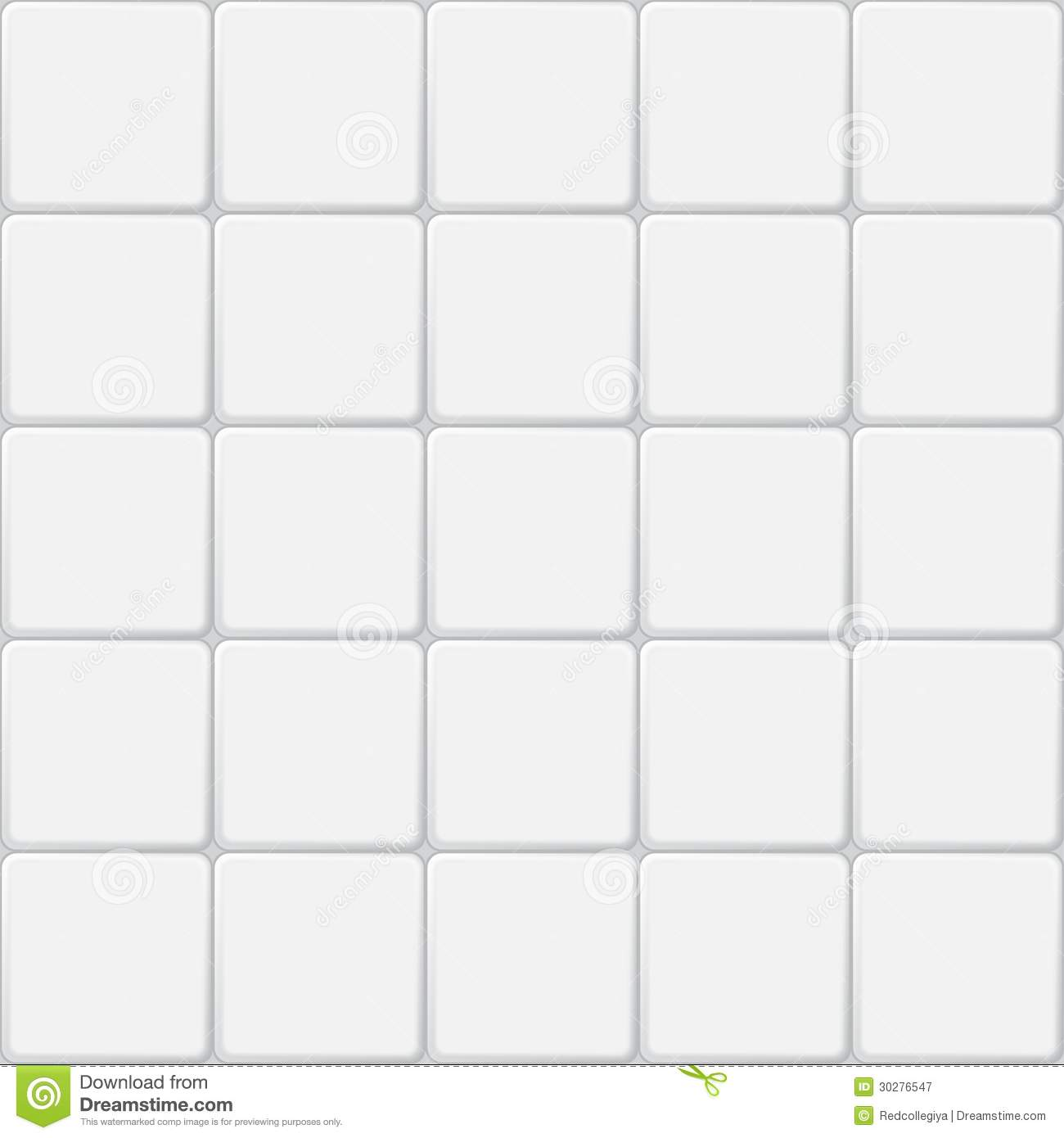 White Tile Royalty Free Stock Photography  Image 30276547