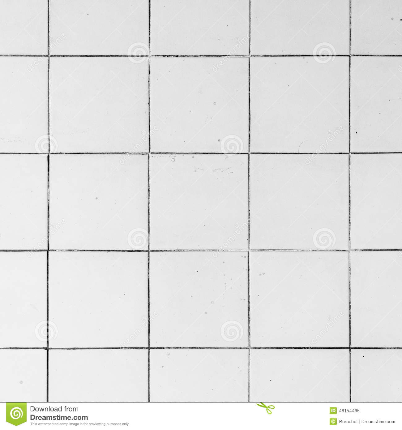 White tiles stock image Image of pattern damaged cement
