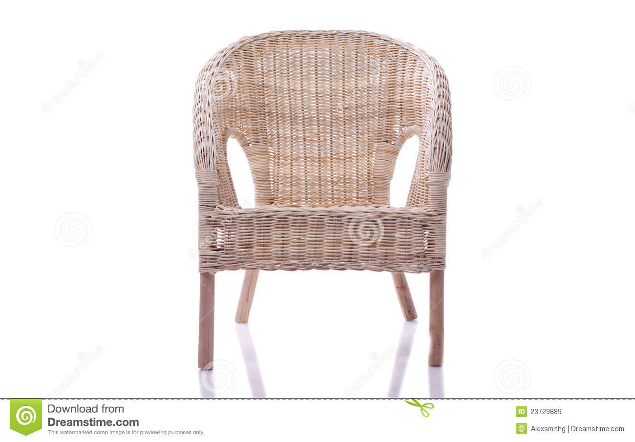 comfortable wicker chairs loveseat and two arrangement chair royalty free stock images image 23729889