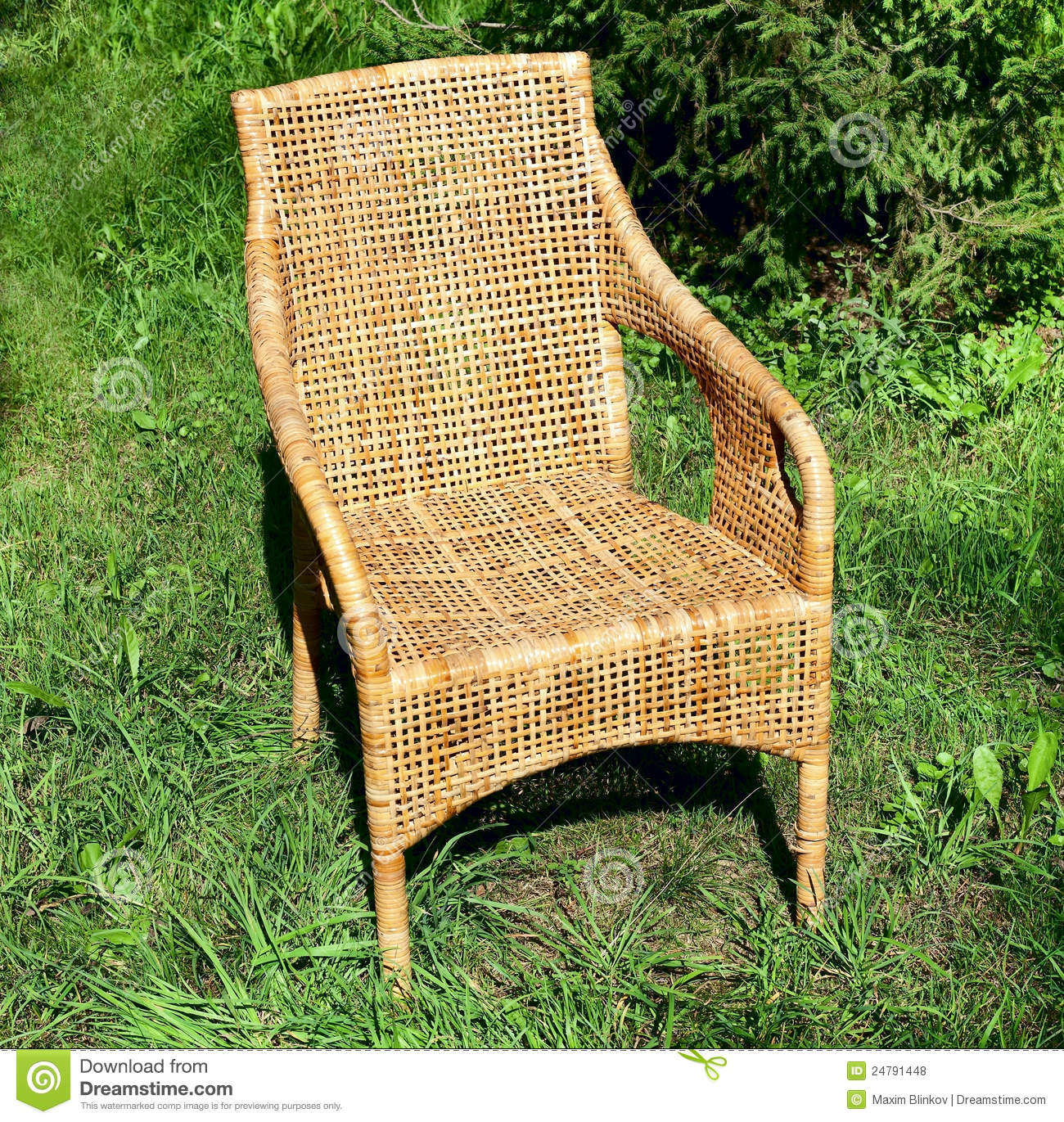 comfortable wicker chairs purple high chair royalty free stock photos image