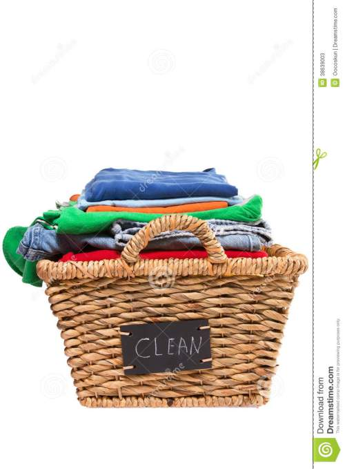 small resolution of  folded laundry folding clothes clip art fold clothes filled with clean clothes