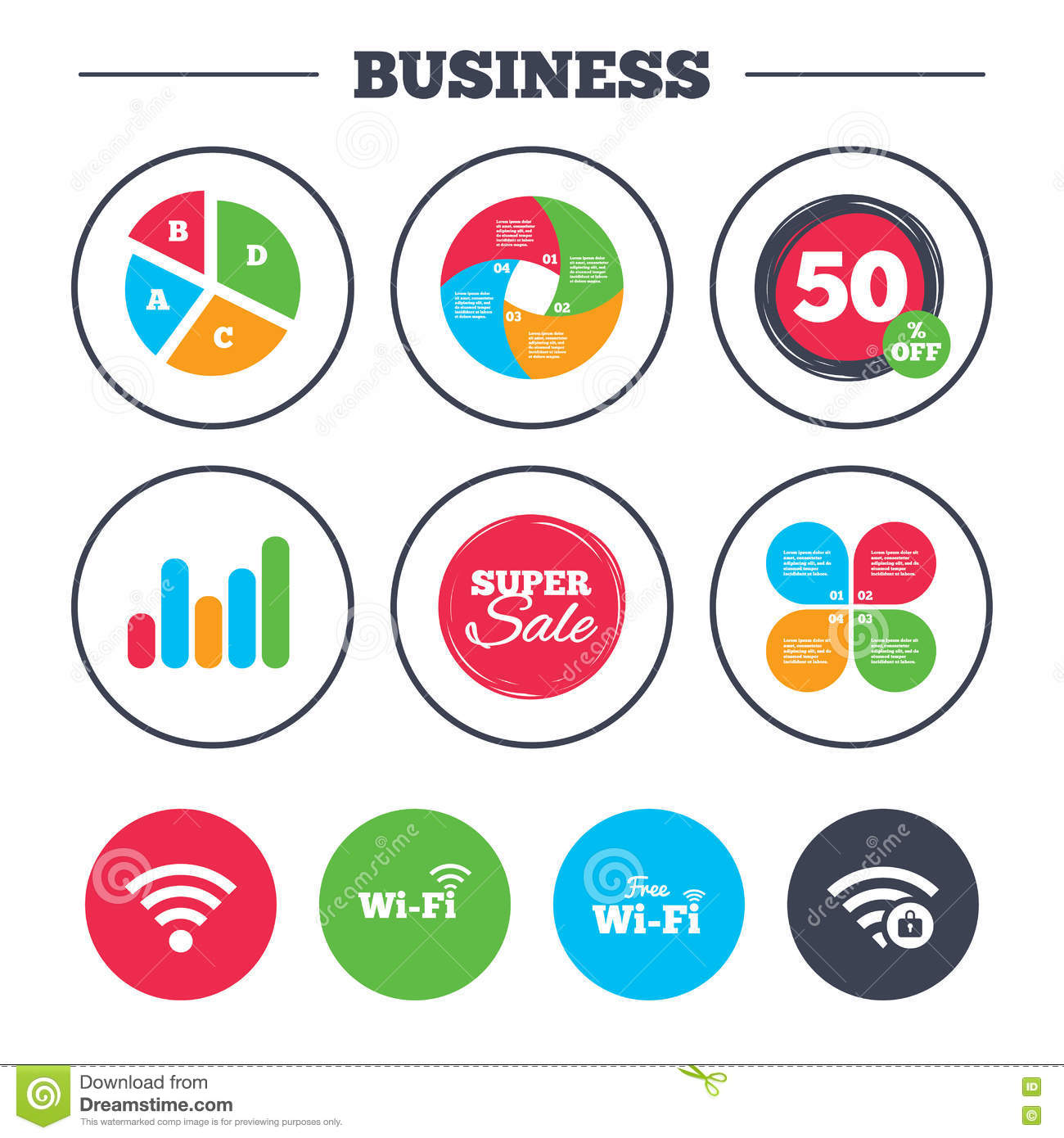 hight resolution of business wireless network diagram