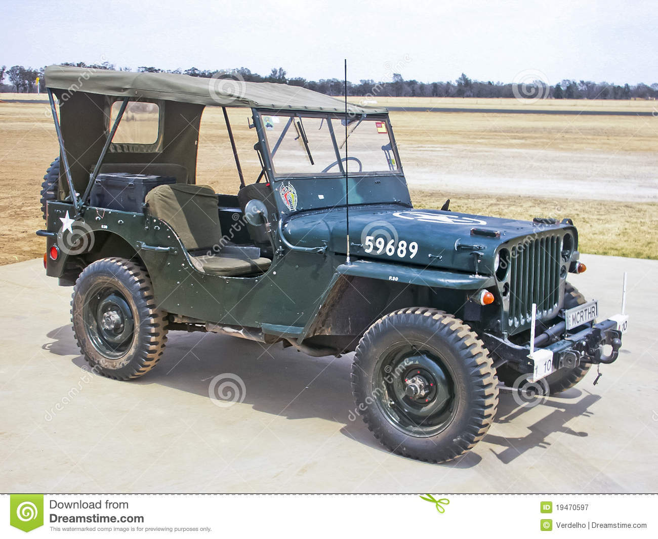 hight resolution of willys mb us army jeep