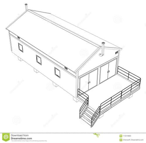 small resolution of wire frame industrial building