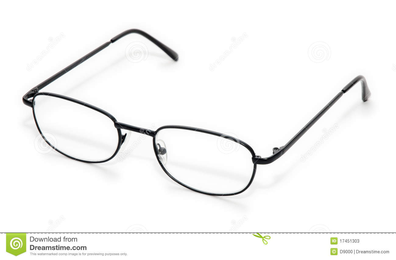 Wire rim glasses stock image. Image of objects, instrument