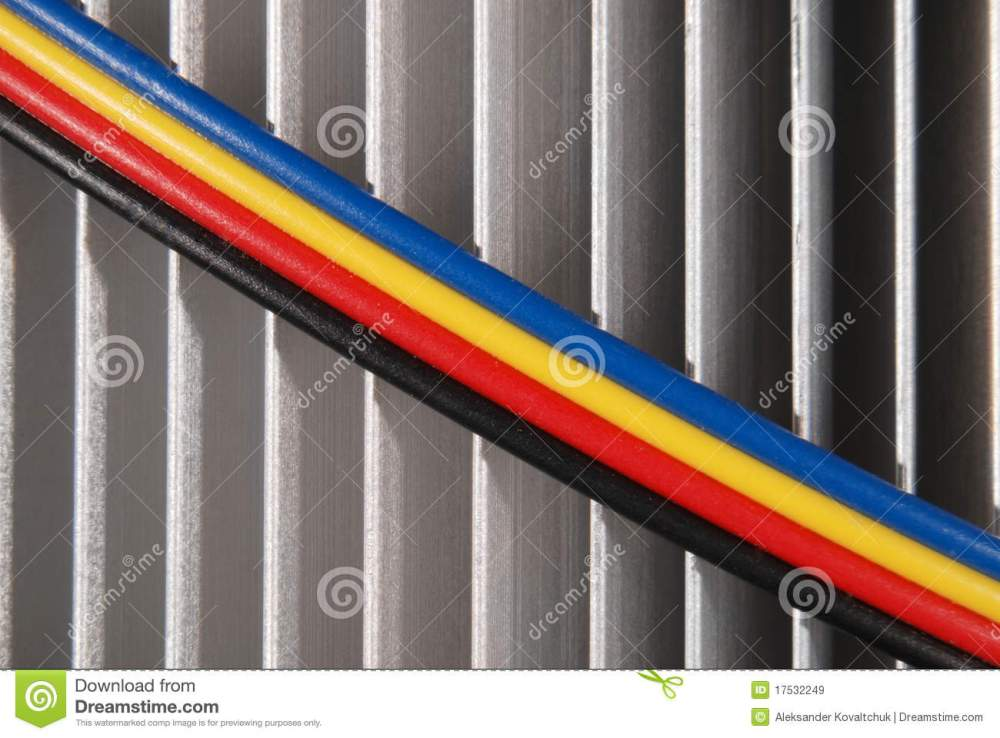 medium resolution of wires dark blue red yellow and black