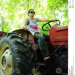 Lawn Mower Free Vehicle Expense Log Template Woman Riding Tractor Stock Photo. Image Of Equipment - 21603880