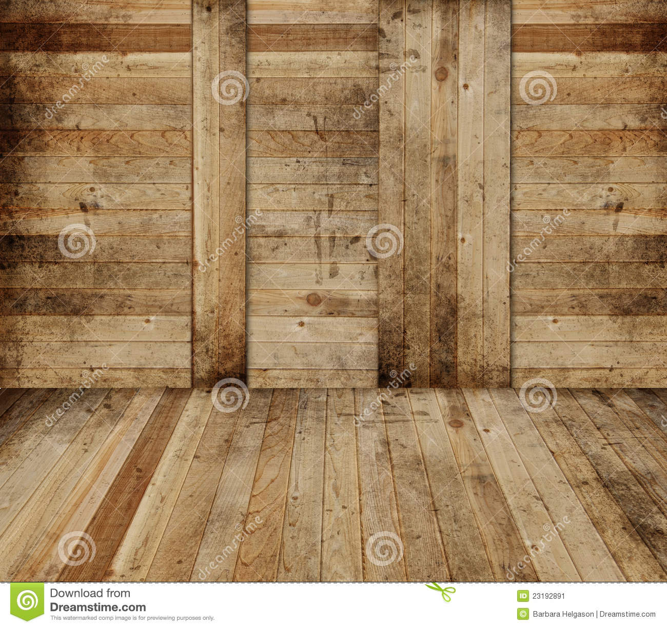 Wooden Barn Interior Stock Image Image Of Copy Siding