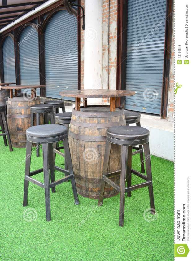 Beer Garden Table - Home Design Ideas