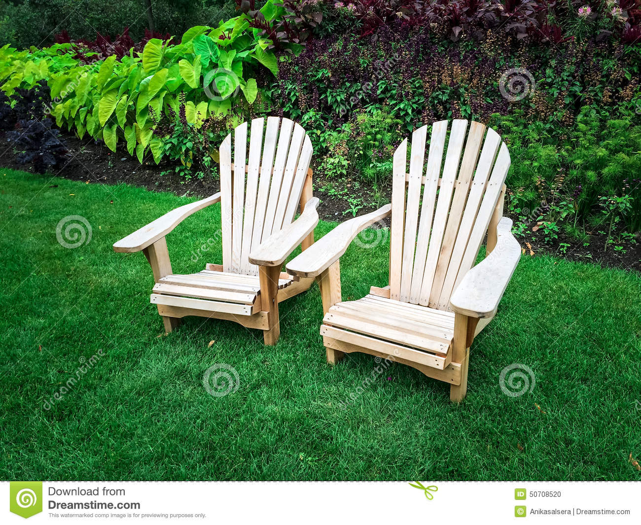 green lawn chairs drive steel transport chair parts wooden on stock photo image 50708520