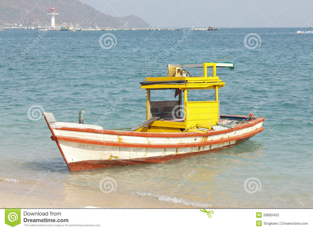 Business Plan Boat