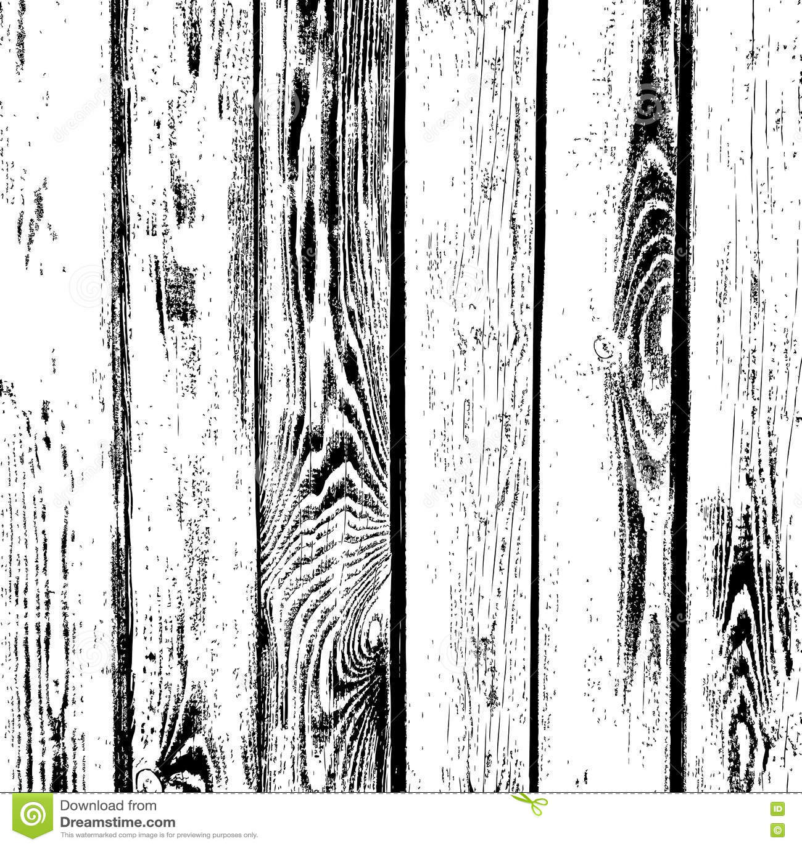 Wooden Planks Vector Texture Old Wood Grain Textured