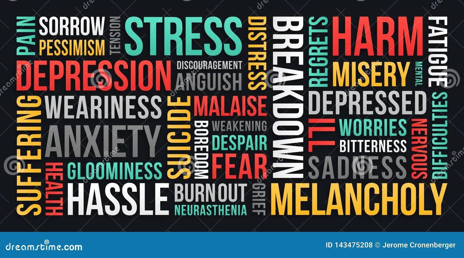 Stress Depression Anxiety