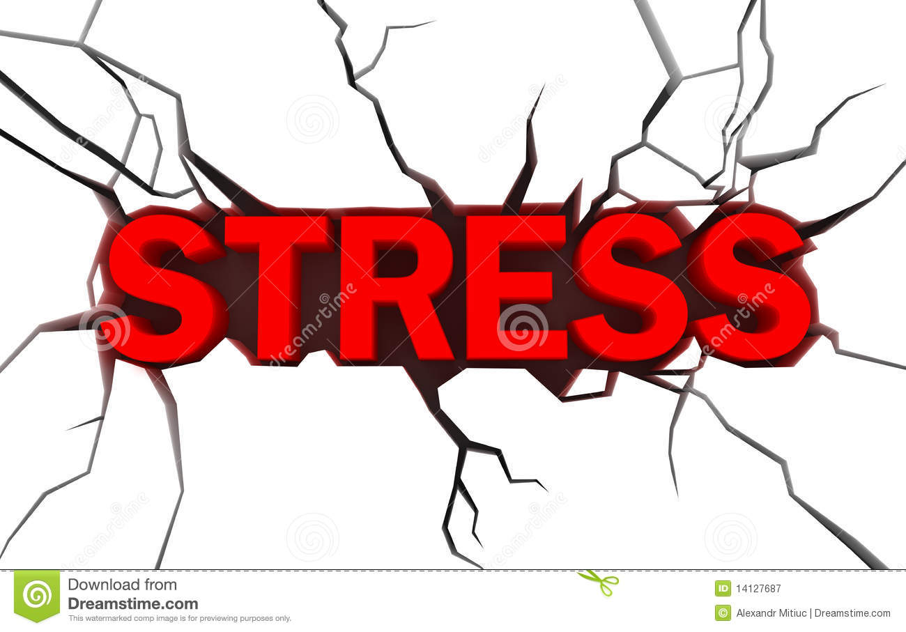 Clip Art Chronic Stress