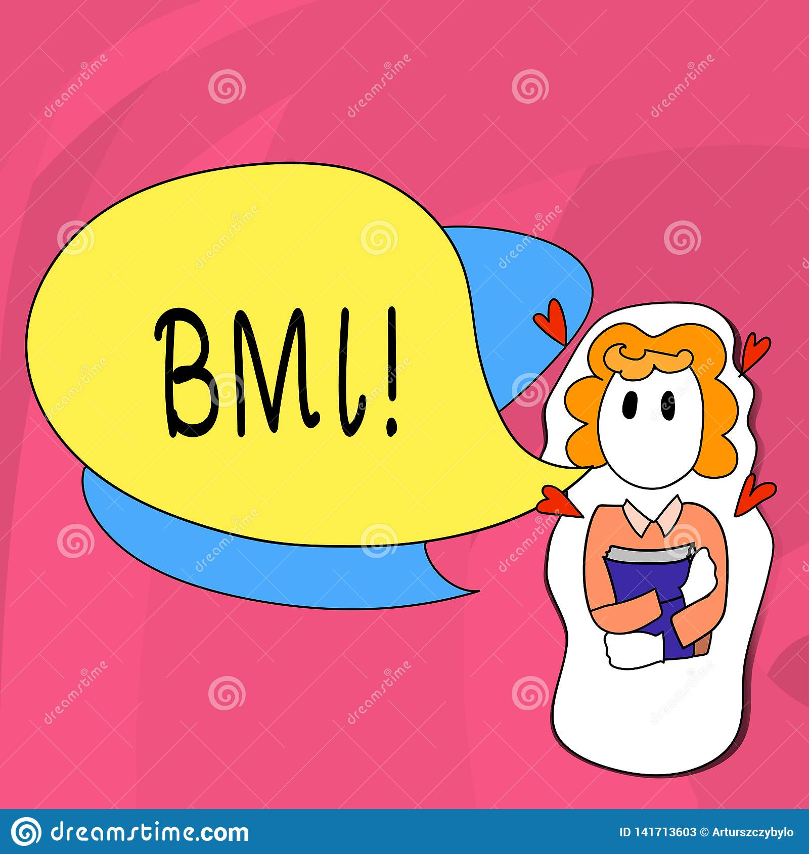 Word Writing Text Bmi Business Concept For Body Mass