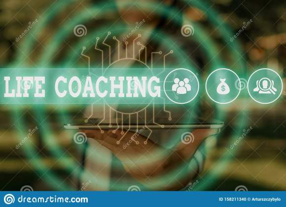 Word Writing Text Life Coaching. Business Concept For Improve ...