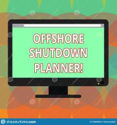 word writing text offshore shutdown planner business concept for responsible for plant maintenance shutdown blank [ 1600 x 1684 Pixel ]