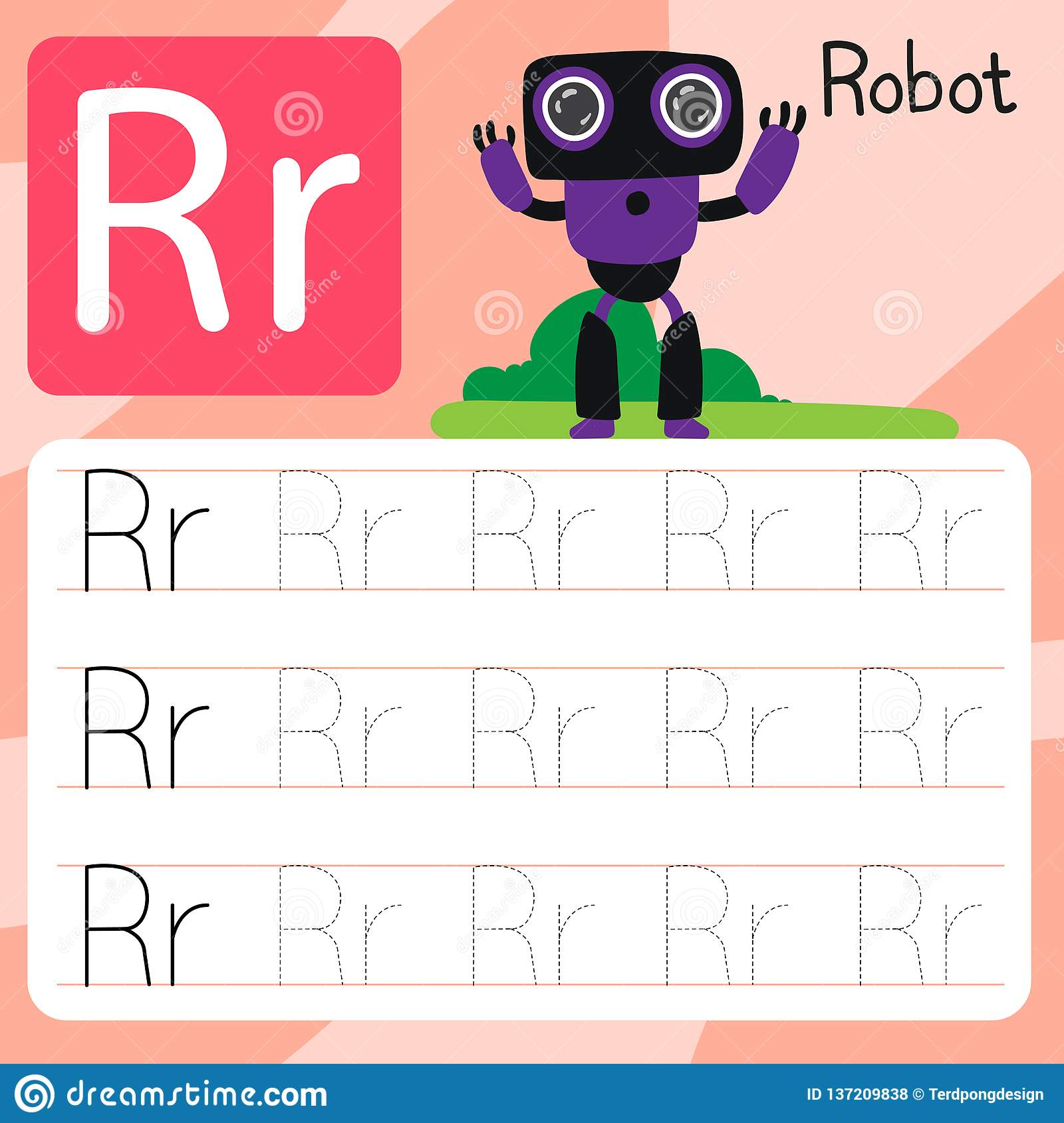 Design A Robot Worksheet