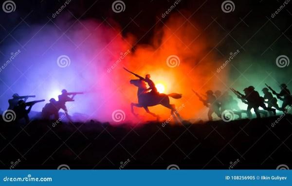 Sword Fight Stock - Royalty Free