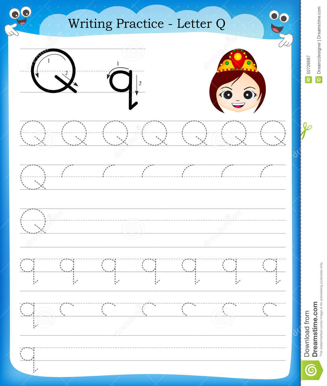 Search Results For Letter Practice For Kindergarten