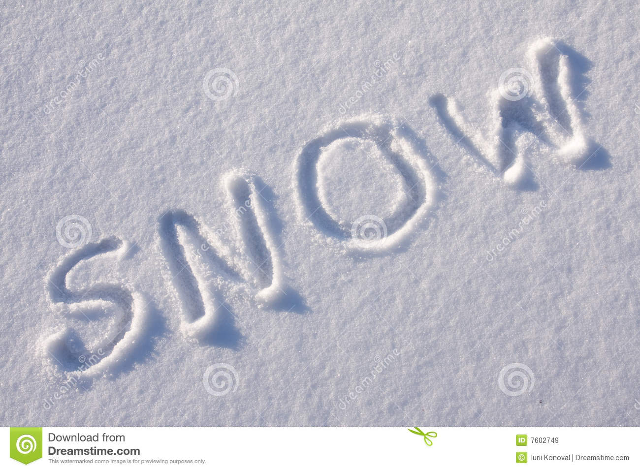 New 3d Animation Wallpaper Writing Text On The Snow Royalty Free Stock Images Image