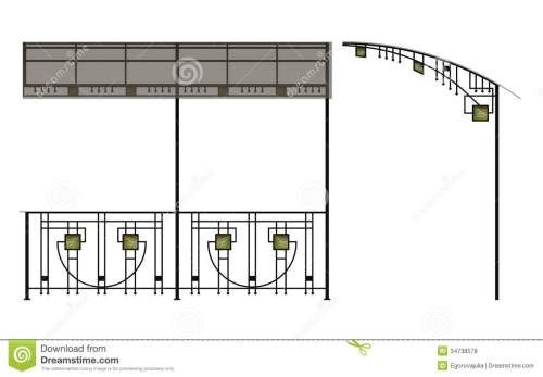 small resolution of wrought iron stairs railing