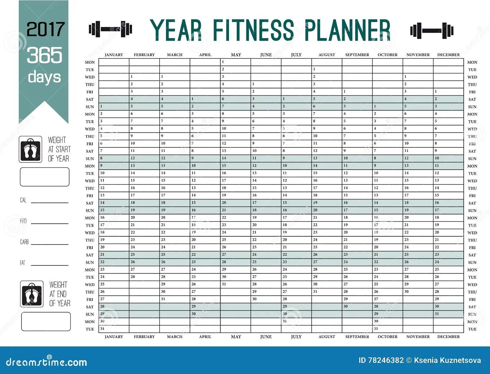 Meal Planning Worksheet Fitness