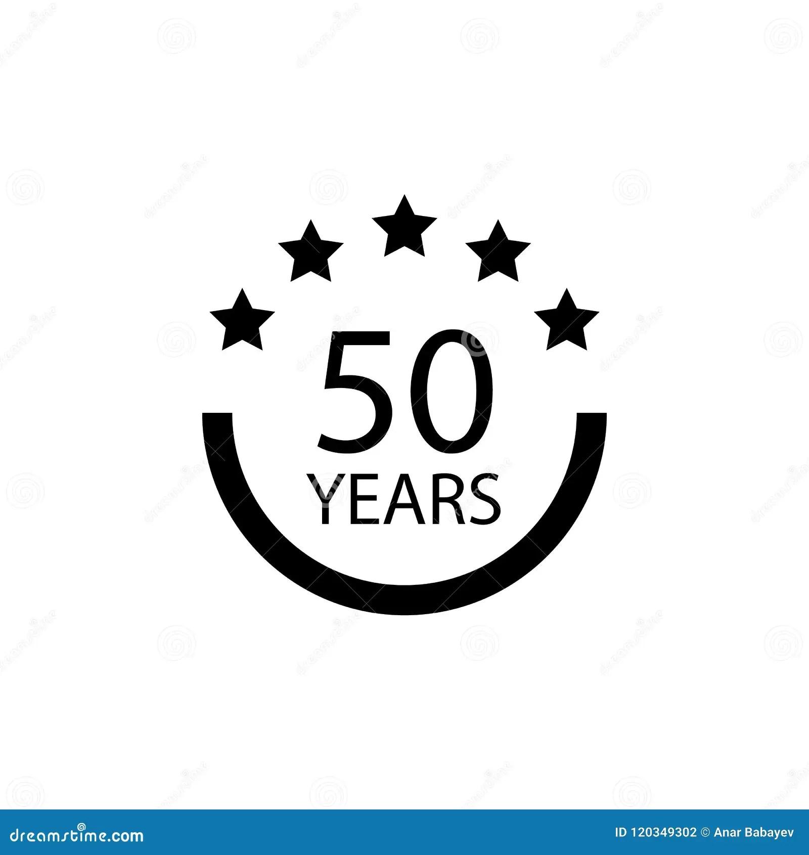 50th Wedding Anniversary Royalty Free Stock Photography