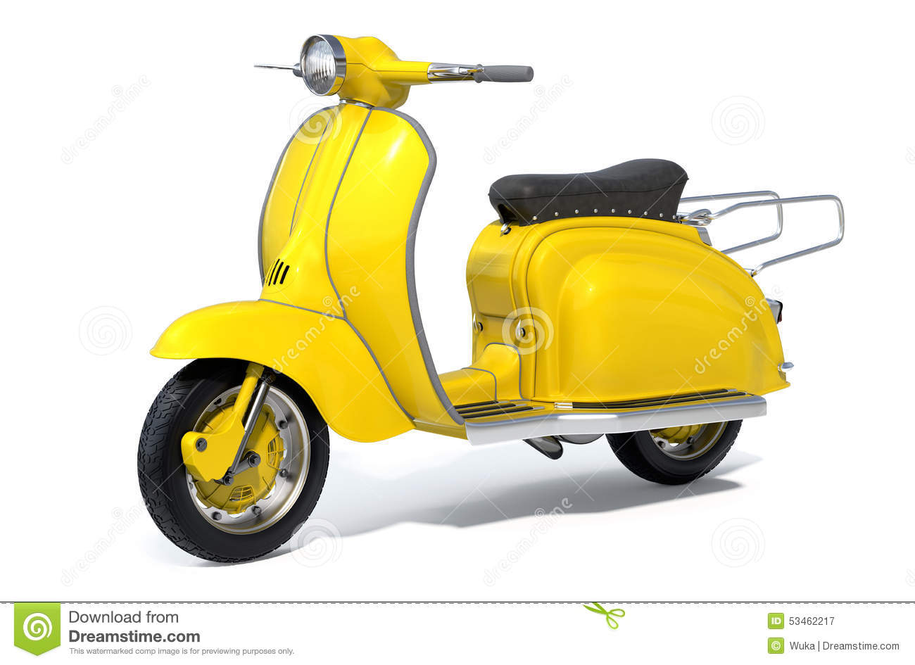 yellow wheelchair walmart outdoor chair retro scooter stock image of ecological