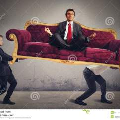 Yoga Sofa Moroccan Style Uk Man On Stock Photo Image 52715135
