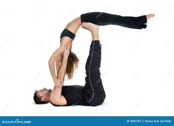 Yoga Two - Series Stock Of Pilates